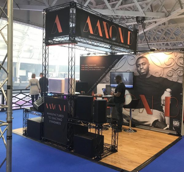 low cost exhibition stands hire