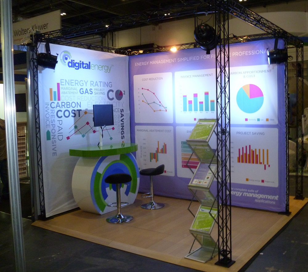 Low cost exhibition stand hire experts